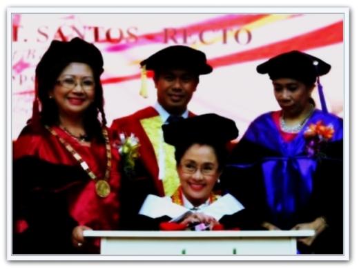 AWARDS - Doctorate in Humanities