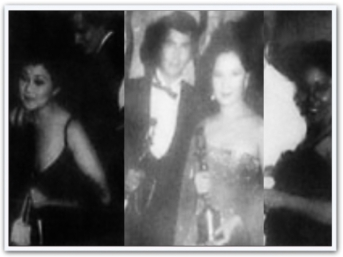 AWARDS - Vilma Santos and Junior FAMAS