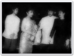 AWARDS - Vilma Santos and Nora Aunor in 1990 FAMAS