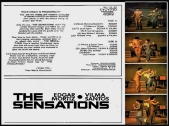 Discography THE SENSATIONS 2