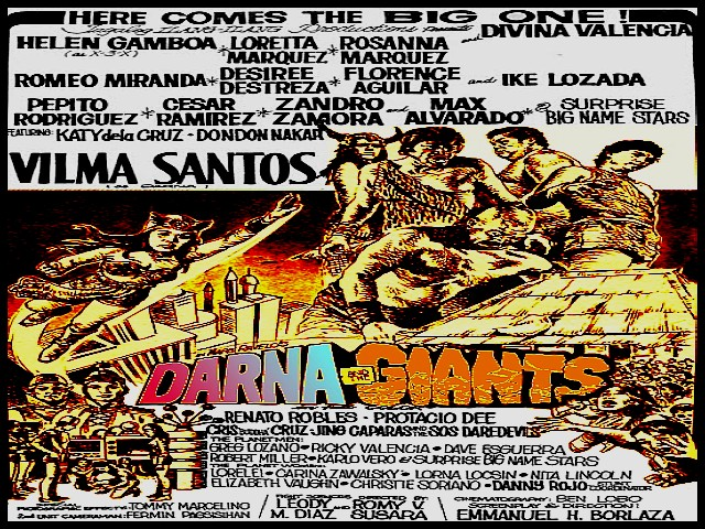 Darna and the giants - 1 4