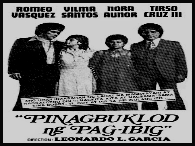 Filmography  Pinagbukl...