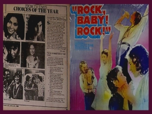FILMS - Rock Baby Rock - TV Times