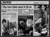 ARTICLES - product endorsement eskinol contract