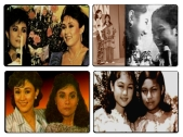 Vi with Nora Aunor