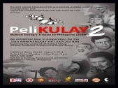 Pelikula UE's Art Exhibit