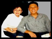 Vi with Tirso Cruz III