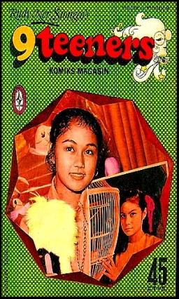 COVERS - 1970 9Teeners