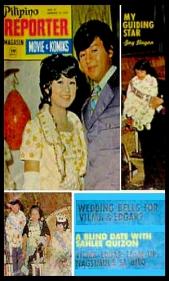 COVERS - 1970 Pinoy Komiks