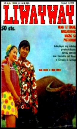 COVERS - 1973 Liwayway Mar 19