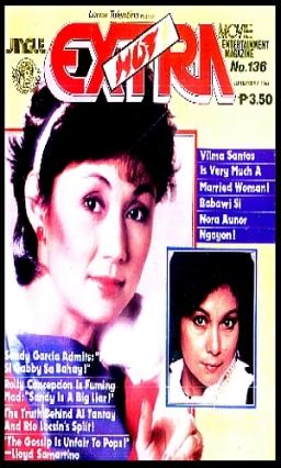 COVERS - 1983 Expressweek Sep 8