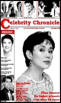 COVERS - 2006 Celebrity Chronicle Nov