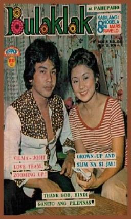 COVER - Bulaklak 1974