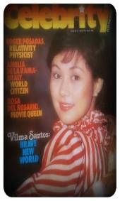 COVER - Celebrity Magazine Sept 14 1982