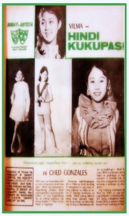 COVER - Pilipino Magazine, June 3, 1970