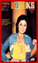 COVER - Pinoy Komiks 1975