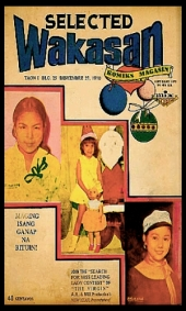 COVER - Selected Wakasan Nov 25 1970