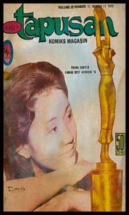 COVERS - 1970S Aruy Tapusan Jun 1973