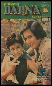 COVERS - 1970S Darna 1976