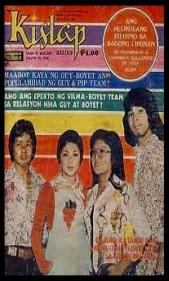 COVERS - 1970s - Kislap