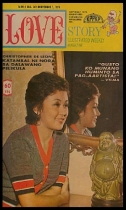 COVERS - 1970S Love Story 1974