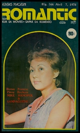 COVERS - 1970S Romantic Magazine 1974 Apr