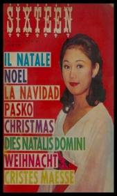 COVERS - 1970S Sixteen Dec 1972