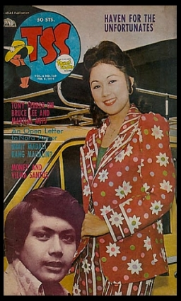 COVERS - 1970S TSS Feb 1974