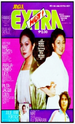 COVERS - 1979 Extra