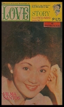 COVERS - 1980S Love Story Mar 1984