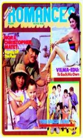 COVERS - 1986 Modern Romances
