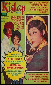 COVERS - KISLAP MARCH 25 1976