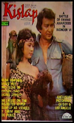 COVERS - Kislap Nov 1972
