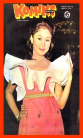 COVERS - Komiks magazines 1971