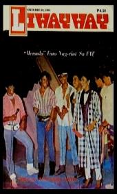 COVERS - Liwayway Oct 1985