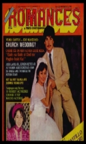 COVERS - MODERN ROMANCES 1980 1