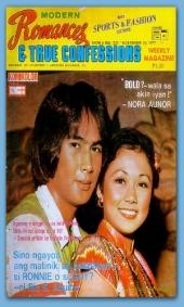 COVERS - Modern Romances Mag Nov 20 1977