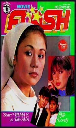 COVERS - MOVIE FLASH 1984