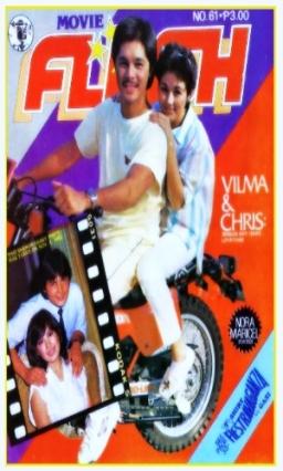 COVERS - Movie Flash Magazine 15 December 1983