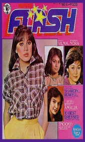 COVERS - Movie Flash no 6 1982