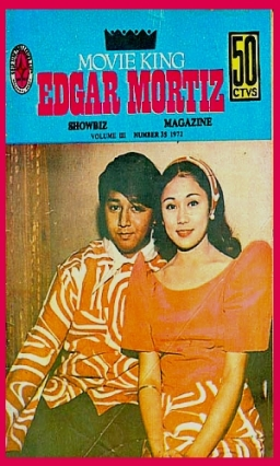 COVERS - Movie King no 35 1972