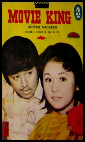 COVERS - Movie King Nov 1972