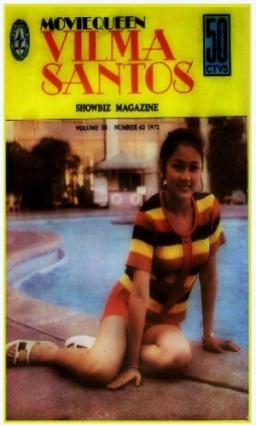 COVERS - Movie Queen Vilma Santos 1972