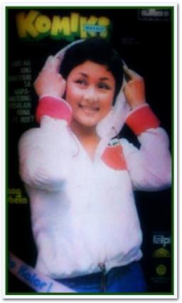 COVERS - Pilipino Komiks 1972