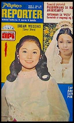 COVERS - Pilipino Reporter 1972