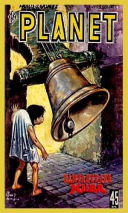 COVERS - Planet - Kampanerang Kuba