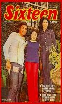 COVERS - Sixteen Nov 1973