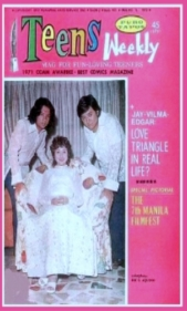 COVERS - Teens Weekly May 1 1972