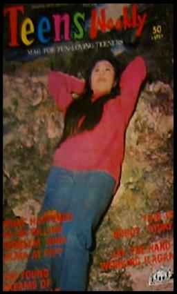 COVERS - Teens Weekly Nov 1972