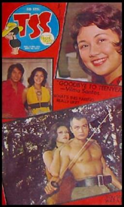 COVERS - TSS 1972